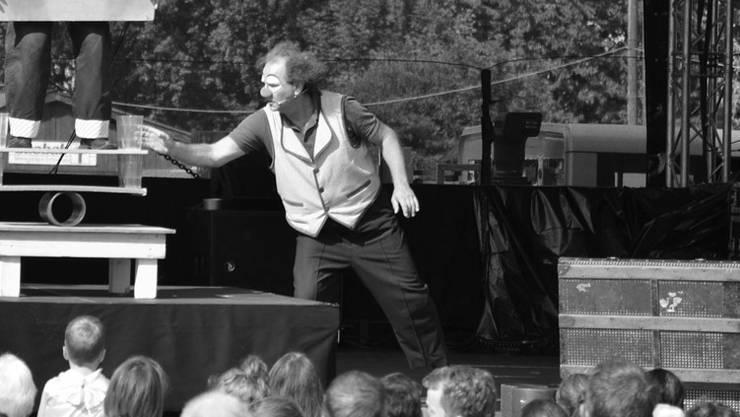 Clown Mugg war seit 2011 eng mit dem Schlierefäscht verbunden und sorgte nicht nur auf der Bühne für viele unvergessliche Momente.