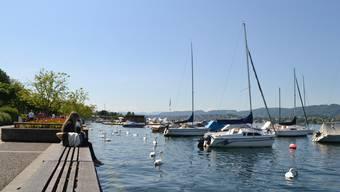 Per 1. März erhöht der Stadtrat die Zahl der Bootsplätze von 80 auf 112. (Symbolbild)