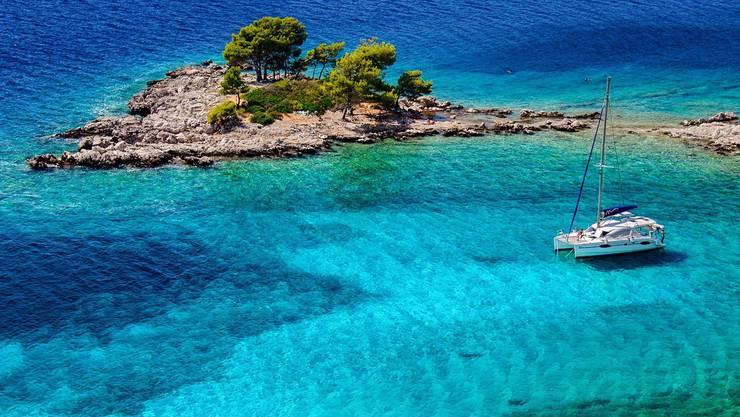 Gastland Kroatien.