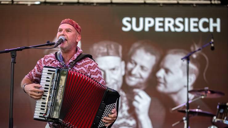 Supersiech und weitere Acts aus dem Kanton sorgten für Unterhaltung