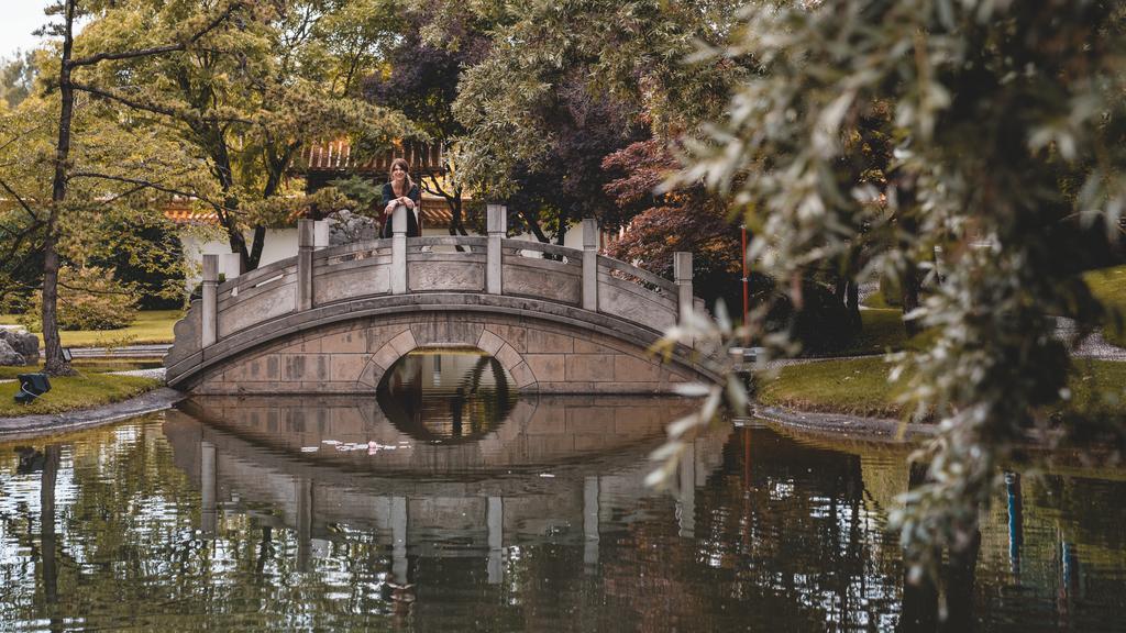 Chinagarten, Zürich