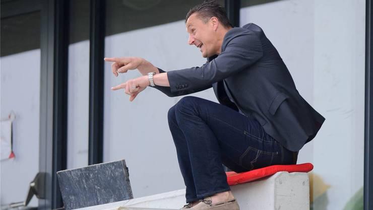 Ein engagierter und genauer Beobachter: Tomasz Hajto kennt das polnische Nationalteam wie seine Westentasche.Imago