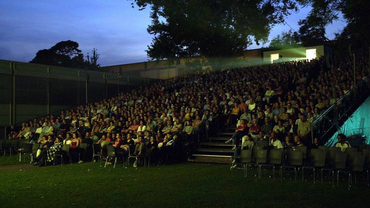 Sommer ist auch Saison derOpen-Air-Kinos.
