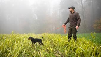 Auf Pirsch mit Jäger Yves Bubendorf
