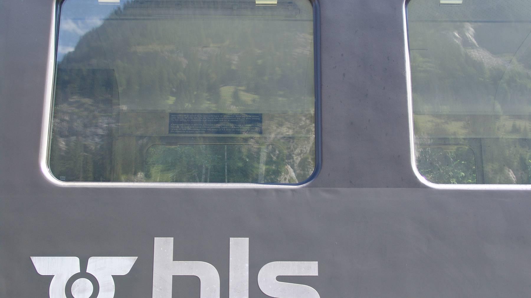 Zug prallt in Lawinenkegel und entgleist