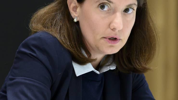 «Die Sicherheit für die Bevölkerung ist nicht verhandelbar»: Nora Kronig, Vizedirektorin des Bundesamts für Gesundheit.