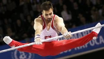 Oliver Hegi ist der einzige Schweizer EM-Teilnehmer, der an internationalen Meisterschaften bereits eine Einzelmedaille gewonnen hat.