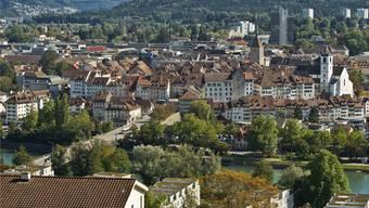 Die Stadt Aarau soll noch städtischer werden.