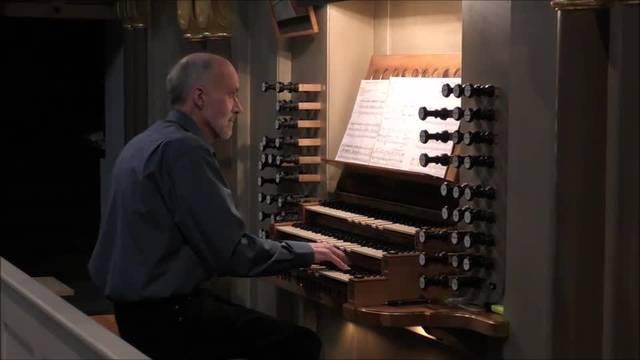 Hansruedi von Arx spielt Olivier Messiaen