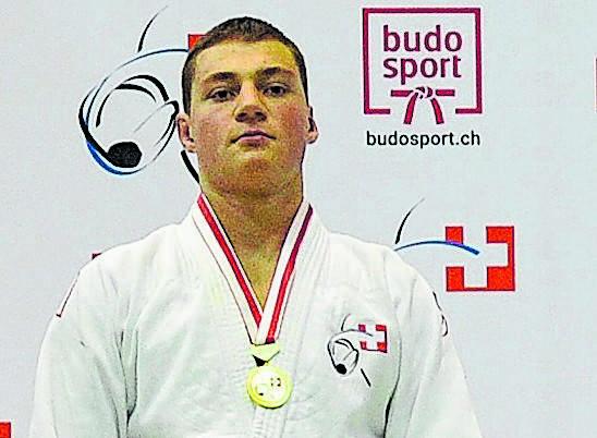 Holte gleich zwei Mal Gold für die Brugger: Daniel Eich (+90kg und U21).