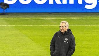 Islands Nationaltrainer Erik Hamrén hat sein Ziel nicht erreicht und zieht daraus die Konsequenzen