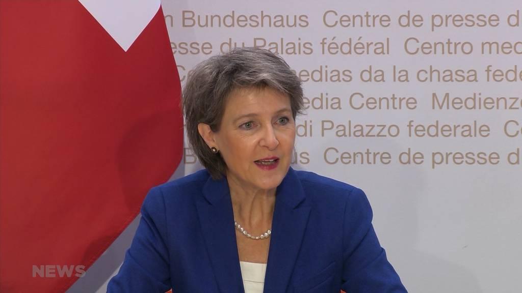 Schweizweite Corona-Massnahmen: Privatveranstaltungen auf zehn Personen beschränkt