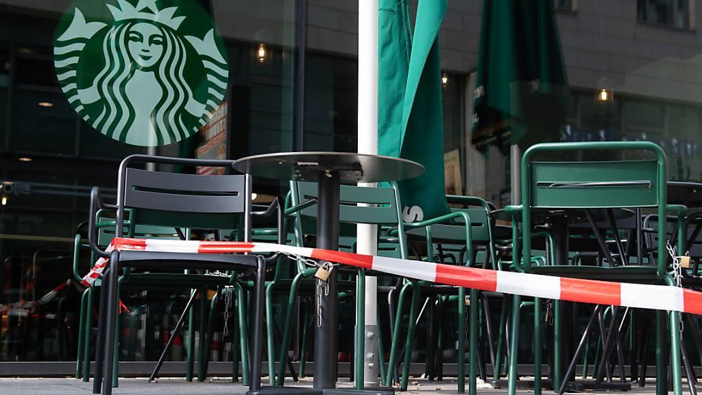 Lieferdienste helfen Starbucks in der Corona-Krise