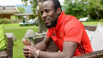 Seydou Doumbia: «Als ich das Angebot des FC Basel erhalten haben, musste ich nicht lange darüber nachdenken.»Freshfocus