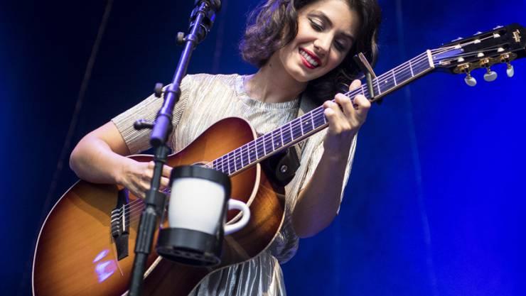 Für die georgisch-britische Musikerin Katie Melua war das Auswandern ihrer Eltern nach Grossbritannien ein Lottogewinn. (Archivbild)