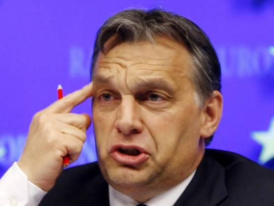 Der Lack ist ab: Ungarns Regierungschef Viktor Orban agiert fast nach Belieben.