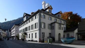 Das Bündner Kantonsgericht steht im Mittelpunkt eines Justizskandals.