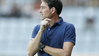 René Weiler und der FC Luzern stehen bereits nach zwei Spielen unter Druck