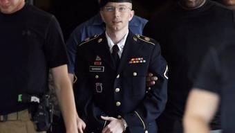 WikiLeaks-Informant Bradley Manning