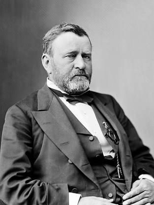 Ulysses Grant 18. Präsident der USA