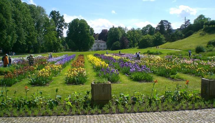 Die Gartenanlage in Brüglingen, Münchenstein, bietet Entspannung und Ruhe. Zwischen der ganzen Blumenpracht gibt es viele Orte zum Verweilen und Geniessen. Auch in der kälteren Jahreszeit lohnt sich ein Besuch, um ein wenig Abstand zwischen sich und dem hektischen Alltag im Getümmel der Stadt zu schaffen.