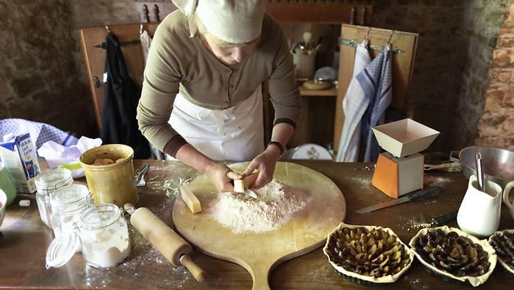 Im Freilichtmuseum Ballenberg gibt es Einblick in altes Handwerk.