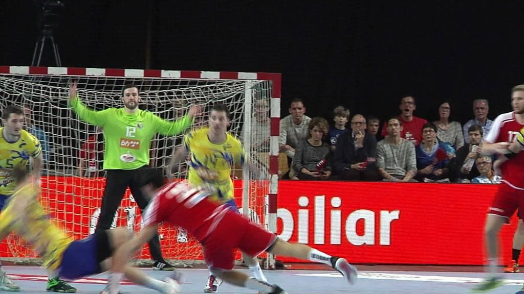 Zu hohe Anforderungen: Keine Handball-Playoffs in St.Gallen