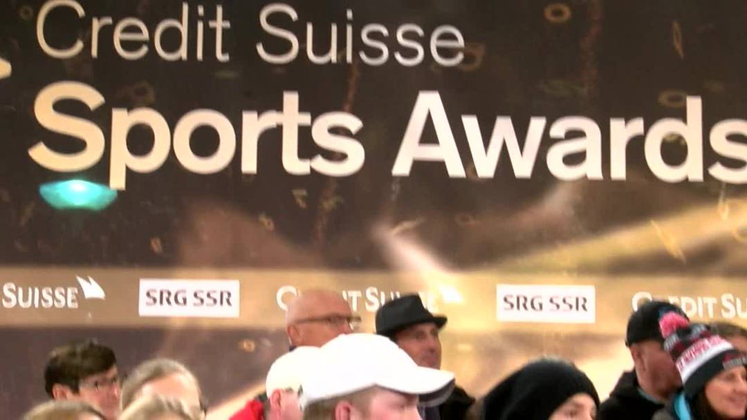 Impressionen von den CS Sports Awards