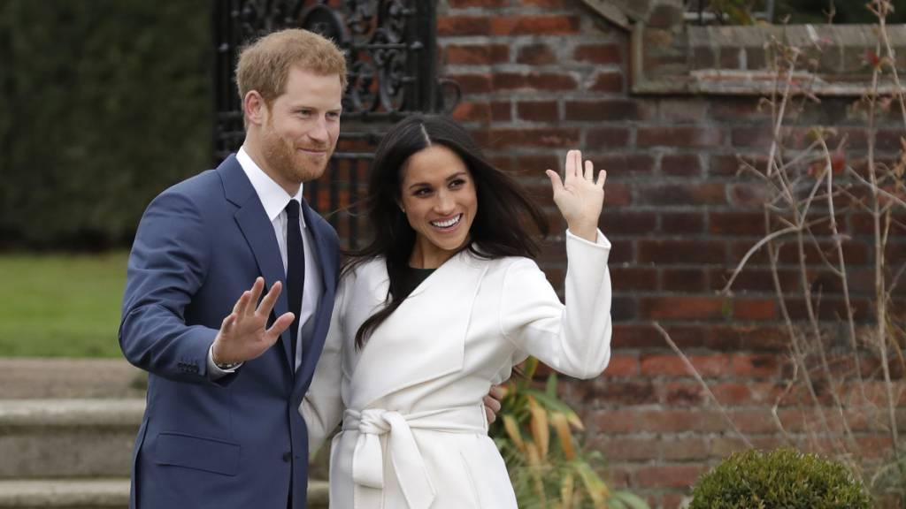 Harry und Meghan werden zum zweiten Mal Eltern