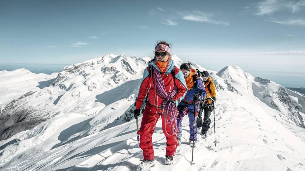 Peak Challenge / Gipfel