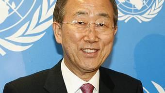 Ban Ki Moon will mehr Frauen bei der UNO beschäftigen (Archiv)