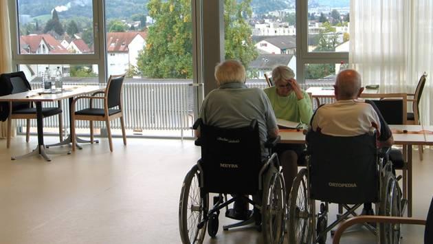 Das Lindenfeld registrierte im vergangenen Jahr fast 51 000 Pflege- und Pensionstage.