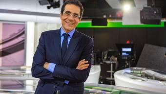 RTS-Aushängeschild Darius Rochebin (53) führt künftig in Frankreich Interviews.