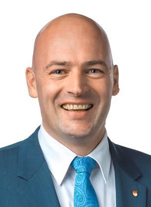Markus Spielmann, Kantonsrat FDP, Starrkirch-Wil