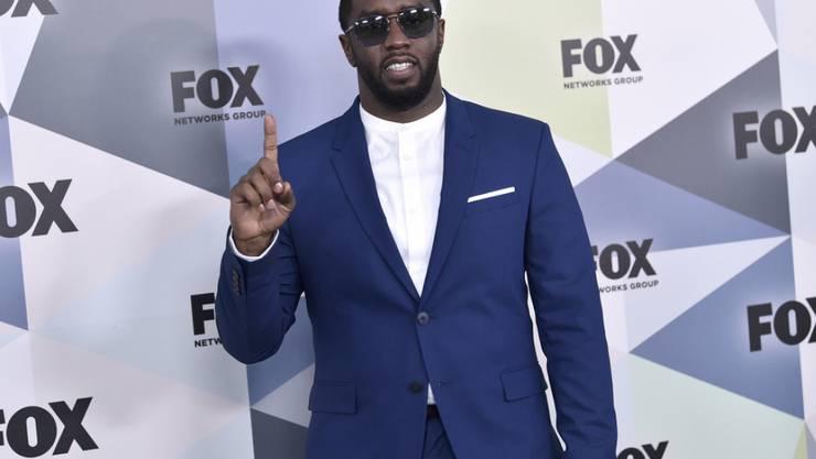 """US-Rapper Sean """"Diddy"""" Combs wäre gerne Besitzer der Carolina Panthers geworden. Seine Millionen sollen für den Kauf des Football-Teams aber nicht gereicht haben. (Archivbild)"""