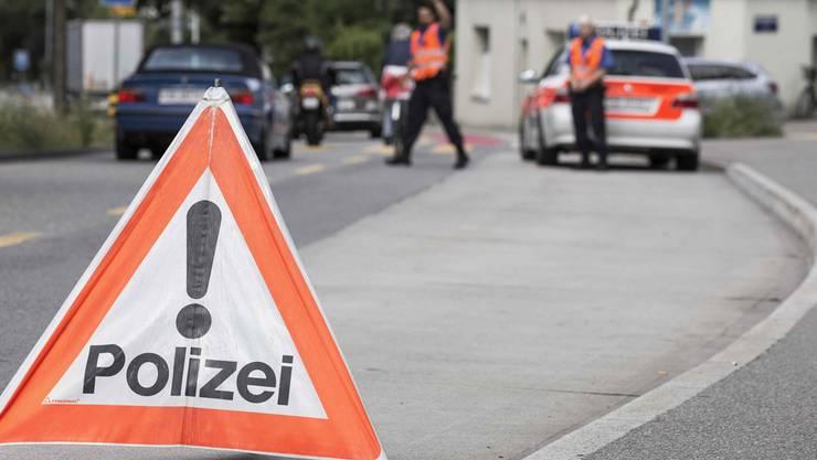 Am Samstag kam es gleich zu mehreren Verkehrsunfällen in Winterthur. (Symbolbild)