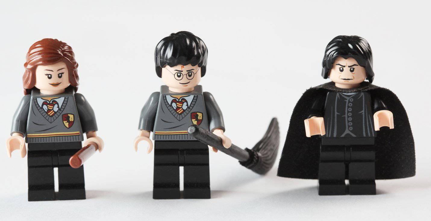 Die Harry-Potter-Figuren sind auch über 20 Jahre nach der Veröffentlichung der Bücher sehr beliebt. (Bild: iStock)