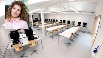 Myriam Lanz, die neue Prorektorin GIBS Solothurn