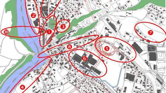 Gesamtprojekt Stadtaufwertung Aarburg
