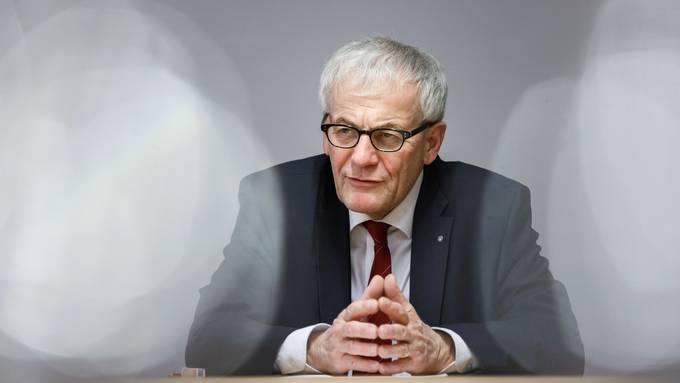 Zum letzten Mal äusserte sich Kurt Fluri als Stadtpräsident von Solothurn über das vergangene Jahr.