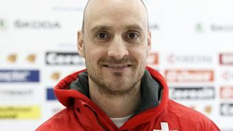 Trainer Christian Wohlwend bestreitet mit der Schweizer U20-Nationalmannschaft die WM