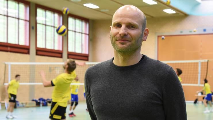 Daniel Bühlmann, Sportchef Volley Schönenwerd, sagt:«Wir werden beim Sideout unter Druck kommen. Dann müssen wir liefern, ihnen den Wind aus den Segeln nehmen.»