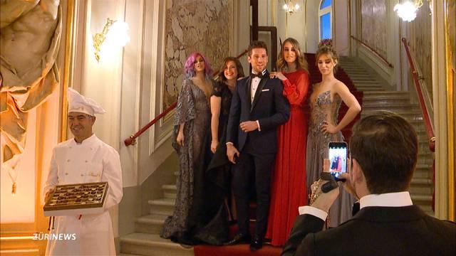 Kulturkollision: Influencer erobern Opernball