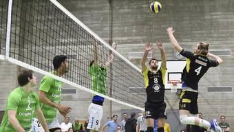 Volley Schönenwerd ist nicht mehr im Rennen um die Meisterschaft vertreten.
