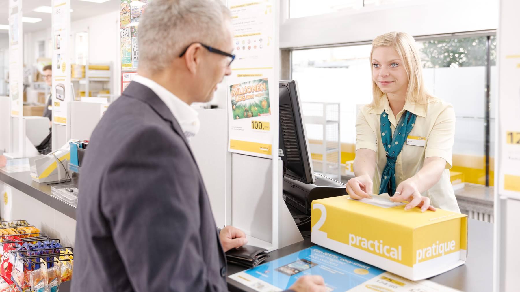 16 Poststellen in Luzern sollen zu Agenturen werden