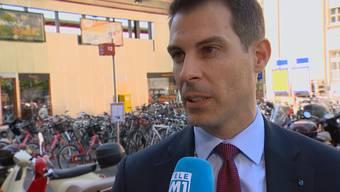 Gibt es grosse Kandidaten aus dem Aargau? Welche Chancen haben Karin Keller-Sutter oder Petra Gössi? FDP-Nationalrat Thierry Burkart gibt Antworten.