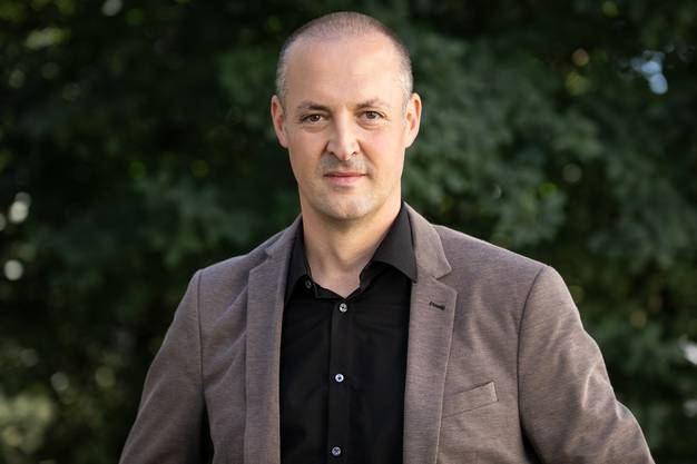 Thomas Di Lorenzo ist Leiter Abwasserwirtschaft bei der Limeco.