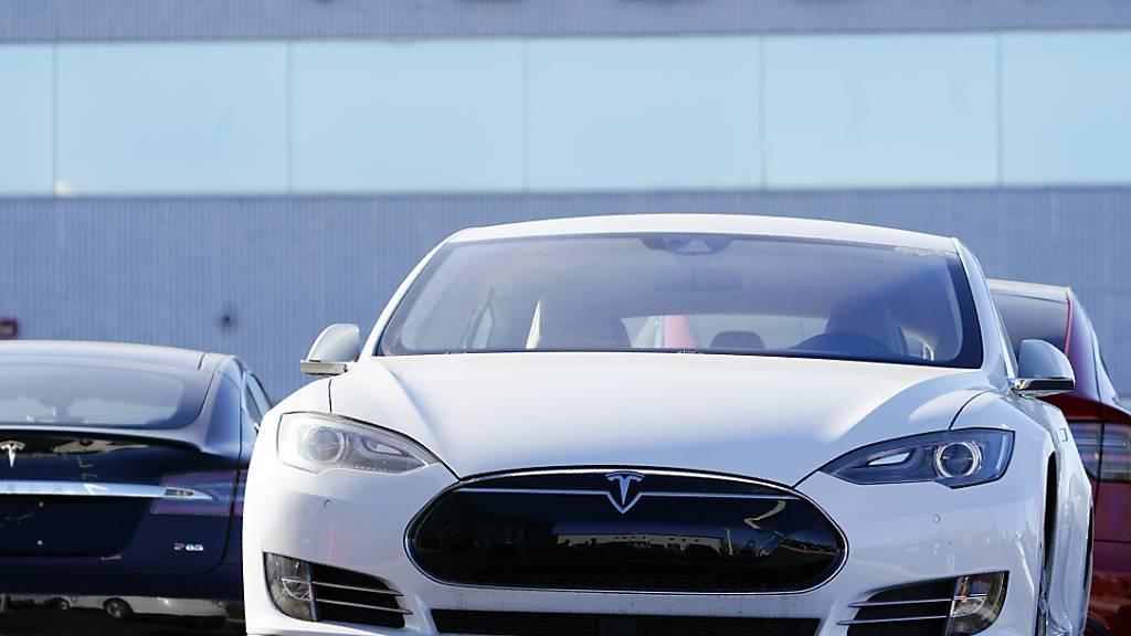 Musk wollte Tesla an Apple verkaufen. (Archivbild)