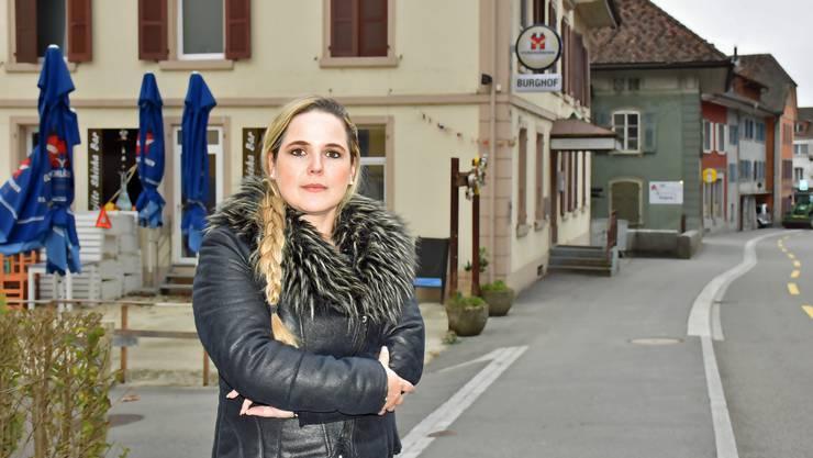 Setzt sich für eine Beschränkung der Sozialhilfe für Grossfamilien ein. Martina Bircher.