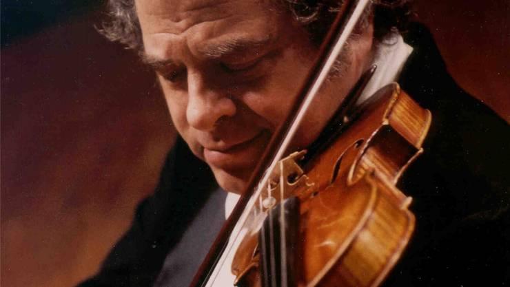 Itzhak Perlman besticht mit musikalischem Instinkt: Bei Bach wie bei Barber. Sony
